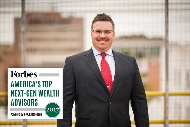 Gabe Lapito Only Advisor in Montana & Wyoming Named One of Forbes' Top 500 Next Generation Wealth Advisors