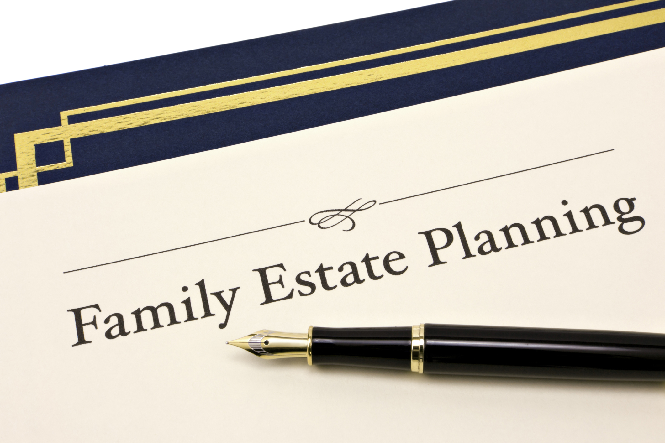 5 mistakes people make regarding their estate