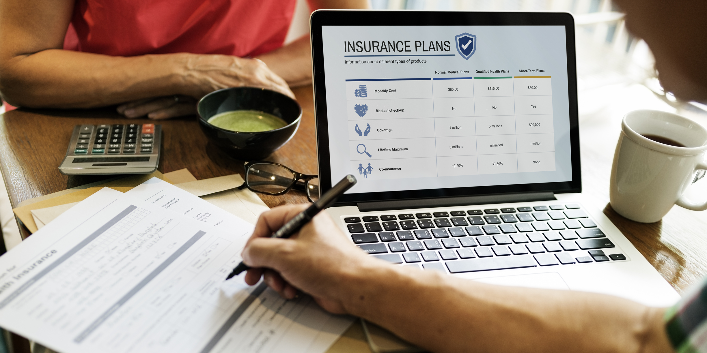 Do You Have An Insurance Plan?