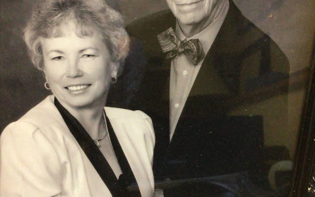 Veteran Story: Baerbel and Larry Merrill