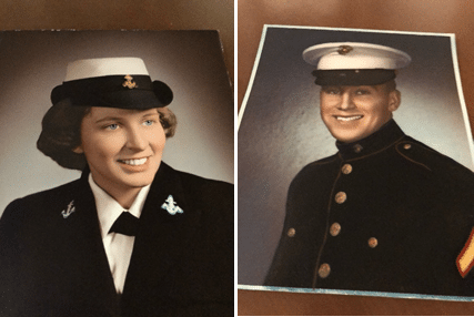 Veteran Highlight – Don and Sandie Haney